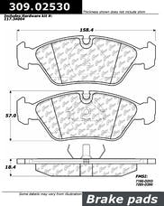 StopTech 309.02530 Performance Brake Pads