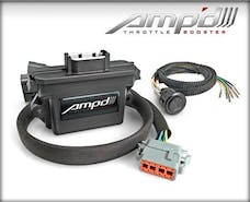 Superchips 28867-D Amp'D Throttle Booster Kit with Power Switch
