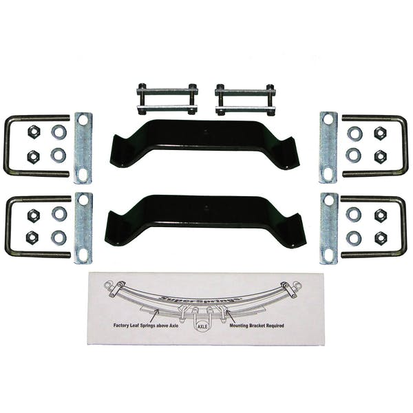 Supersprings MTKT Mounting Kit used for specified SuperSprings applications