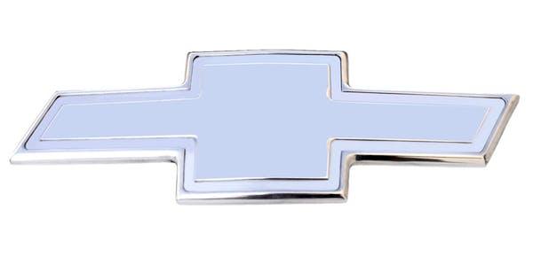 T-Rex Grilles 19100 Emblem Exterior Trim, Polished, Aluminum, 1 Pc, Bolt-On