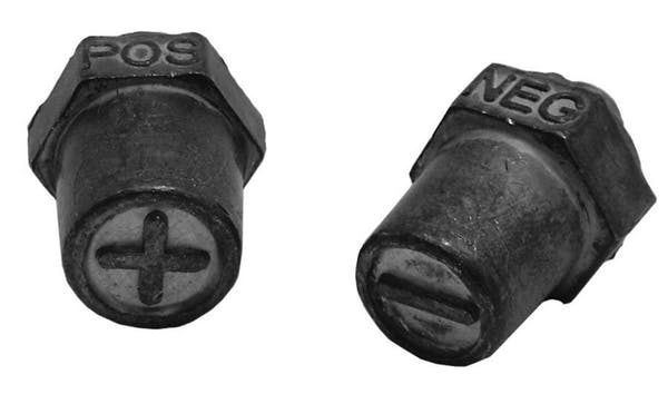 Taylor Cable Products 20664 Battery Charging Post neg/pos pair