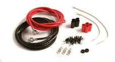 Taylor Cable Products 21534 Grounding Kit Under Hood Battery Mount w/2 ga.