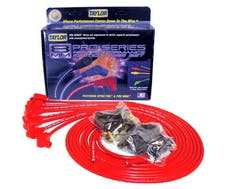 Taylor Cable Products 73251 8mm Spiro-Pro univ 8 cyl 90 red