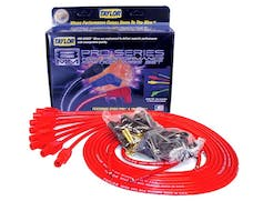 Taylor Cable Products 73255 8mm Spiro-Pro univ 8 cyl 180 red