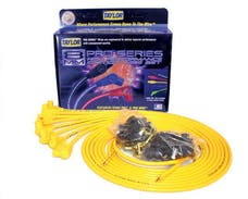 Taylor Cable Products 73451 8mm Spiro-Pro univ 8 cyl 90 yellow