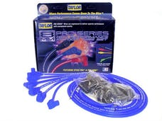 Taylor Cable Products 73647 8mm Spiro-Pro univ 6 cyl 90 blue