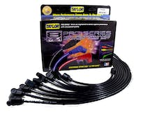 Taylor Cable Products 74005 8mm Spiro-Pro custom 8 cyl black