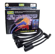 Taylor Cable Products 74039 8mm Spiro-Pro custom 8 cyl black