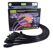 Taylor Cable Products 74061 8mm Spiro-Pro custom 8 cyl black