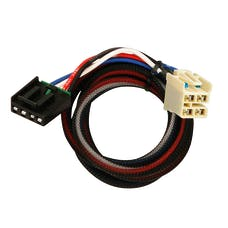 Tekonsha 3016-P Proportional Brake Control Wiring