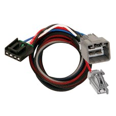 Tekonsha 3023 Proportional Brake Control Wiring