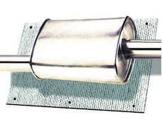 Thermo-Tec Products 16500 Muffler/CAT Mylar Heat Shield