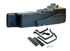 TITAN Fuel Tanks 7020211S 50 Gallon Extra Heavy Duty, Cross-Linked Polyethylene Fuel Tank with Shield
