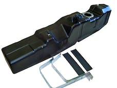 TITAN Fuel Tanks 7020508S 60 Gallon Extra Heavy Duty, Cross-Linked Polyethylene Fuel Tank with Shield
