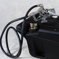 """TITAN Fuel Tanks 9901130 Transfer DC Pump Kit: 12 Volt DC pump 8 GPM Mounts in 2"""" Standard NPT Fixture"""