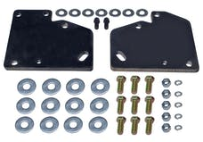 Trans Dapt Performance 4689 CHEVY 283-350 or LT1 into S10, S15 (2WD) with TH350- Motor Mount Plates Only