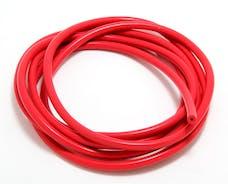 Trans Dapt Performance 5775 VACUUM HOSE (silicone); RED: 3MM Diameter- 10ft. Roll