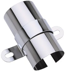 Trans Dapt Performance 9006 Coil Cover and Bracket-CHROME