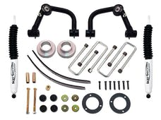 Tuff Country 53036KN 3in. Lift Kit w/Uni-Ball Upper Control Arms w/SX8000 Shocks