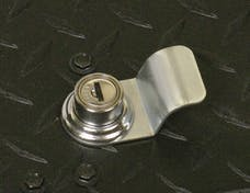 Tuffy Security 080 Pull Lever/Pushbutton Lock
