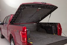 UnderCover UC1168S Elite Smooth Tonneau Cover Smooth Gray Finish Must Be Painted