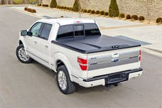 UnderCover UC2168 Elite Tonneau Cover Black