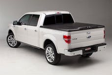 UnderCover UC3116S SE Smooth Tonneau Cover Grey Smooth Paintable