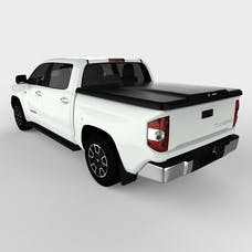UnderCover UC4128 Elite Tonneau Cover Black