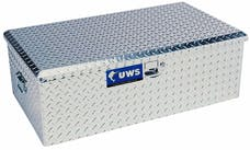 UWS FOOT-LOCKER Aluminum Foot Locker Storage Box