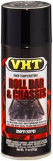 VHT SP670 Gloss Black Roll Bar & Chassis Coating  High Temp