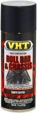 VHT SP671 Satin Black Roll Bar & Chassis Coating  High Temp