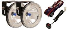 Vision X 4000544 Fog Light; LED Halo