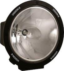 """Vision X 4000711 8.7"""" Round 100 Watt Tungsten Halogen Spot Beam"""