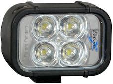 "Vision X 4006270 4"" Xmitter LED Bar Four 3-Watt LED's Euro Beam"