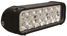 "Vision X 4006294 8"" LED Light Bar Twelve 3-Watt LED's Euro Beam"