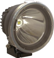 """Vision X 9151151 4.5"""" Light Cannon Polycarbonate Clear Cover"""