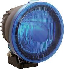 "Vision X 9157276 4.72"" Cannon Light Polycarbonate Euro Cover Blue"