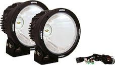 """Vision X 9890074 LED Narrow Cannon Light Kit 8.7"""" Black"""