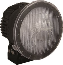"""Vision X 9890463 8.7"""" Cannon Lamp PCV Cover Clear Wide Flood"""