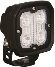 Vision X 9891132 Duralux Work Light 4 LED 10 Degree