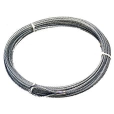 WARN 25987 Wire Rope Assembly 5/16 X 125