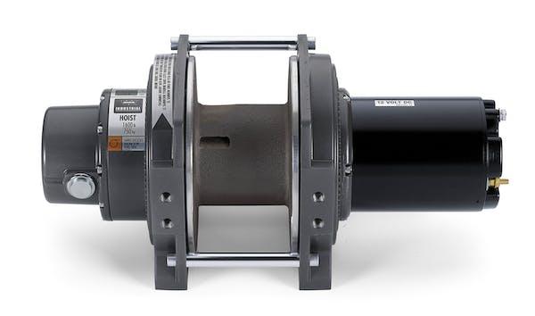 Warn 33503 DC1600 LF Industrial DC Hoist