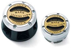 WARN 34581 Premium External Mount Manual Hub Kit