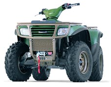 WARN 63801 ATV Winch Mounting System