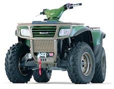 WARN 70207 ATV Winch Mounting System
