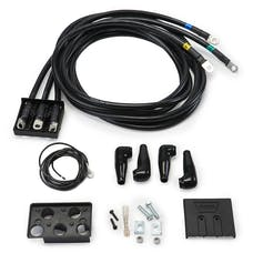 WARN 89960 ZEON Control Pack Relocation Kit