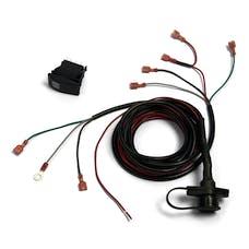 WARN 99897 Dash Rocker Switch Kit, Lighted