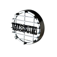 WESTiN Automotive 09-0500C 6 in Quartz-Halogen Off-Road Light Cover (Chrome Grid Only)