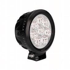 WESTiN Automotive 09-12010B iP LED Auxiliary Light 6.5 inch Flood w/10W Cree