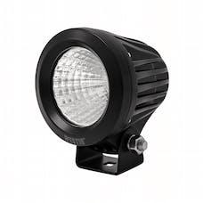 WESTiN Automotive 09-12016B MP LED Auxiliary Light 3.4 inch Round Flood w/25W Cree
